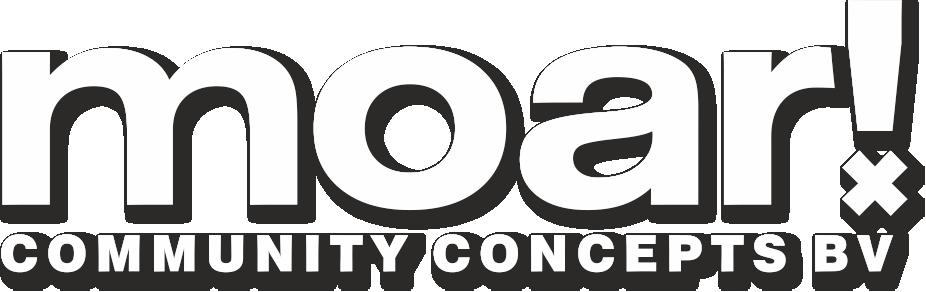 moar community concepts logo